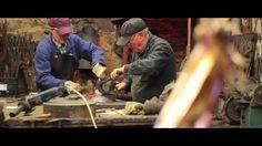 Maestro ep. 1 - Giancarlo Giachetti/ Master iron craftsman ep. 1 - Gianc...
