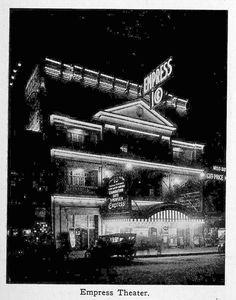 Empress Theater Omaha Nebraska