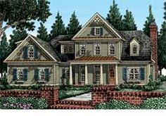 Home Plans and House Plans by Frank Betz Associates  Autrey Mill...Awesome Floor Plan