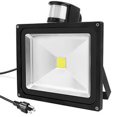 Outdoor solar led motion sensor security flood light wireless wall warmoon 50w outdoor led security flood motion sensor light for billboards backyard parking lots bridge show mozeypictures Choice Image