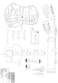 Chapitre 6 : Plans - lutherie-guitare.org