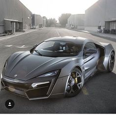 The W Motors Lykan Hypersport supercar may seem like vaporware, but it's set for a second auto show appearance in Monaco this week. Luxury Sports Cars, Most Expensive Sports Car, Expensive Cars, Chevy Camaro, Corvette, Aston Martin, Rolls Royce, Supercars, E90 Bmw