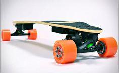Boosted Board: o skate elétrico que te dá uma mãozinha nas subidas