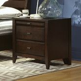 Found it at AllModern - Kendall 2 Drawers Nightstand
