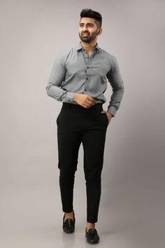 Mens Casual Dress Outfits, Formal Men Outfit, Stylish Mens Outfits, Casual Wear For Men, Formal Outfits, Summer Outfits, Formal Dresses For Men, Formal Shirts For Men, Indian Men Fashion