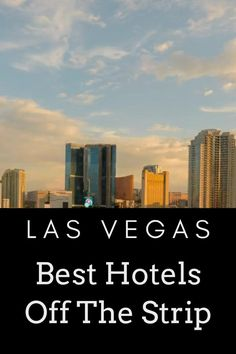 What are the best hotels in Las Vegas away from the Strip? There are numerous top-tier options that provide luxury, while also separating you from the hustle and bustle of tourist centers on the STrip and Fremont Street. Check out these top hotel picks in Vegas away from the action! Best Hotels In Vegas, Las Vegas Resorts, Top Hotels, Tourist Center, Fremont Street, Las Vegas Strip, Bustle, Nevada, Travel Destinations