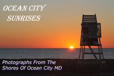 Ocean City 2016 Sunrise Calendar On Sale...  #oceancitycool