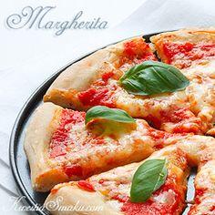 Pizza Margherita - Przepis