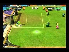 Super Mario Strikers Mush Cup (Rookie) Part 1 - YouTube