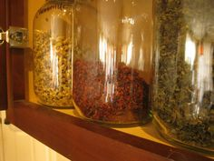 Top 10 Herbs for Your Kitchen Herbal Tea Closet 1