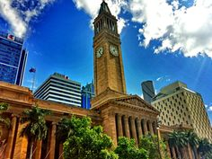 Brisbane City Hall Tower