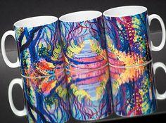 Dark Hedges mugs.