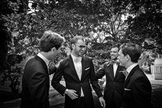 There are great photos to be captured of the boys pre-ceremony.