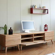 Dodge furniture futon furniture oak coffee table, TV cabinet Scandinavian modern style minimalist fashion Korean table tribute-in Wood Tables from Furniture on Aliexpress.com | Alibaba Group