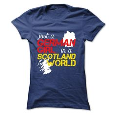German girls ᗗ in SCOTLANDShow your strong pride of where you were born (mother country) with this awesome design. Get yours now.germany, german, german girl, SCOTLAND