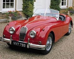 Jaguar XK140 Roadster (1956)