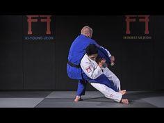 SUPERSTAR JUDO | Korean Judo - Sode Tsurikomi Goshi into Kouchi Makikomi - YouTube