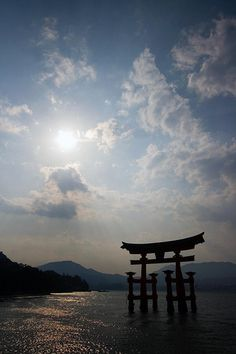 Torii by seq, via Flickr  I was there in October 2011 it was raining but so beautiful. wish my picture looked like this.