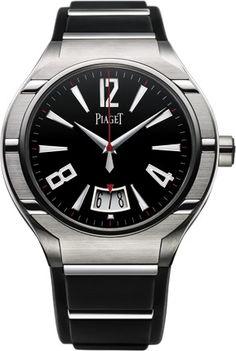 c830bafae2c Carter s Watch - Piaget Polo FortyFive watch - Self-winding