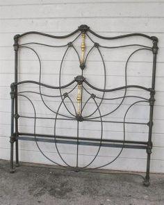 Deco Iron Bed #10