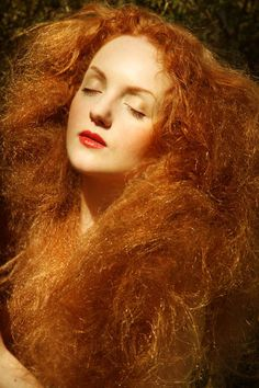 Montague Summers, in his translation of the Malleus Maleficarum,[54] notes that red hair and green eyes were thought to be the sign of a witch, a werewolf or a vampire during the Middle Ages... (Source: Red hair - Wikipedia.)