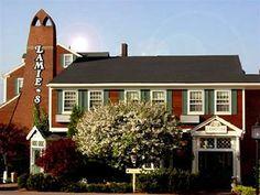 The Old Salt Lamie's Restaurant  Or honeymoon 1994