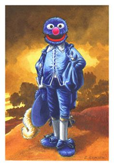 Thomas Gainsborough: Blue Boy
