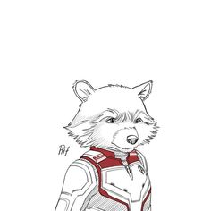 Updated, and also the rest of the gang with extras; Thor, Rocket and Captain Marvel. We saw artwork of Thor and Rocket in the Quantum… Marvel Vs Dc Comics, Mcu Marvel, Marvel Art, Marvel Heroes, Captain Marvel, Avengers Drawings, Avengers Art, Caricatures, Comic Movies