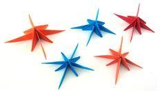 Easy Origami: Sparkling Star