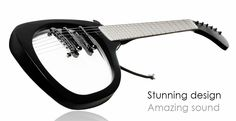 The BE MIDI Guitar from RORGuitars