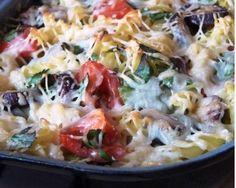 Jedlo,+ktoré+si+môžete+predpripraviť:+10x+skvelé+a+praktické+zapekané+cestoviny Mozzarella, Macaroni, Cabbage, Vegetables, Food, Macaroons, Essen, Cabbages, Vegetable Recipes