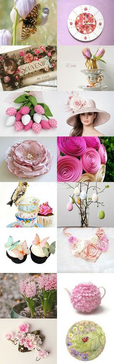 Spring is coming! by Ellen on Etsy--Pinned with TreasuryPin.com