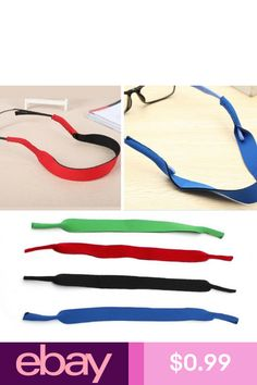 6a4ef31a5d Glasses Strap Neck Cord Sports Eyeglasses String Sunglasses Rope ...