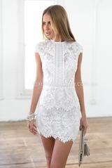 Jessica 2.0 Dress (White) - 10/M