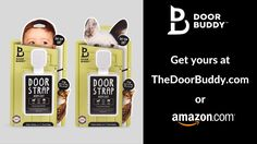 Give your cat some free space without the dog or baby! TheDoorBuddy.com
