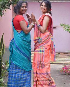 Desi, Saree, Girls, Beauty, Fashion, Beleza, Moda, Daughters, Maids