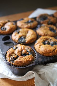 Pumpkin Spice Blueberry Muffins Recipe on Yummly Pumpkin Recipes, Fall Recipes, Great Recipes, Favorite Recipes, Yummy Recipes, Muffin Recipes, Breakfast Recipes, Snack Recipes, Healthy Meals For Kids