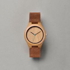 Boreas Bambu by MAM Originals | Wooden Watches. Pic by Reni Wu