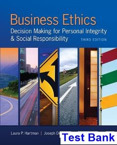 business ethics test notes Wordpress shortcode link business ethics test bank solutions manual notes full name comment goes here no notes for slide business ethics test bank solutions manual.