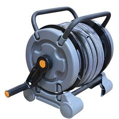 Hose Reel with 15m Hose Set