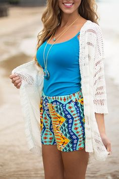 Those Summer Nights Cardigan
