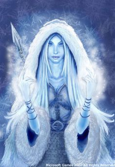 Heroes of Olympus RP Club Photo: Skadi, Norse Goddess of Winter, Bowhunting, Skiing and Mountains – Norse Mythology-Vikings-Tattoo Mythological Creatures, Mythical Creatures, Thor, Loki, Les Runes, Norse Goddess, Norse Vikings, Asatru, Mystique