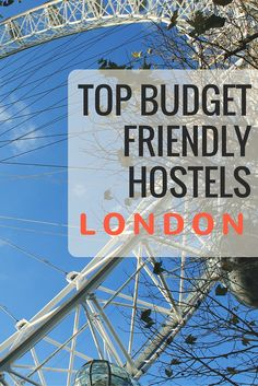 Everyone wants to visit London at least once in their lives, but can you do it on a budget? With these budget friendly hostels you can spend your precious travel pounds enjoying this great city. See which ones we chose as the best hostels in London!