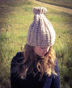 The Tea Beanie...soft and feminine...    by Lady Lorien on Etsy