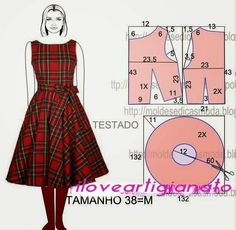 Butterick Sewing Pattern 6582 per fare in stile retrò anni 1960 Wiggle dressfull o DRITTO