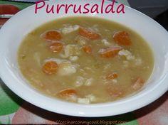 Purrusalda para #Mycook http://www.mycook.es/receta/purrusalda/