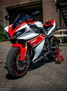 Motorcycles, bikers and more — Yamaha R1 Moto, Moto Bike, Motorcycle Bike, Motorcycle Quotes, Yamaha Motorcycles, Yamaha Yzf R1, Futuristic Motorcycle, Sportbikes, Luxury Cars
