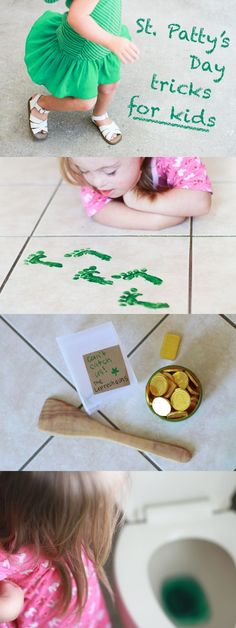 How to catch a Leprechaun and other tricks for St. Patrick's Day for kids eHow – St Patrick's Day Crafts DIY Holiday Activities, Holiday Crafts, Holiday Fun, Activities For Kids, Childcare Activities, Holiday Themes, Spring Crafts, Preschool Activities, Holiday Ideas