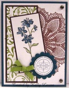 SC352 ~ Happy Birthday by stamping_KML - Cards and Paper Crafts at Splitcoaststampers