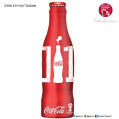 Coke aluminum Fifa-world cup 2014 Limited Edition